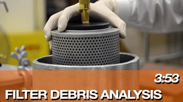Oil Filter Debris Analysis