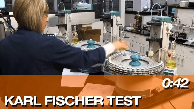 ASTM D6304 Karl Fischer