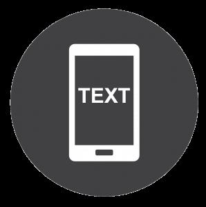 Texting-Icon-Text